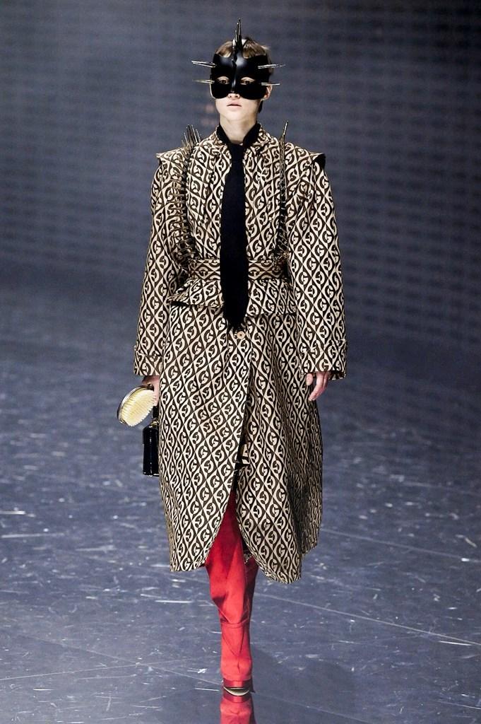 Desfile de Gucci · Semana de la Moda de Milán · Colección otoño-invierno 2019/20