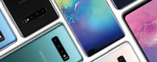 Sigue aquí la presentación de los Samsung Galaxy S10
