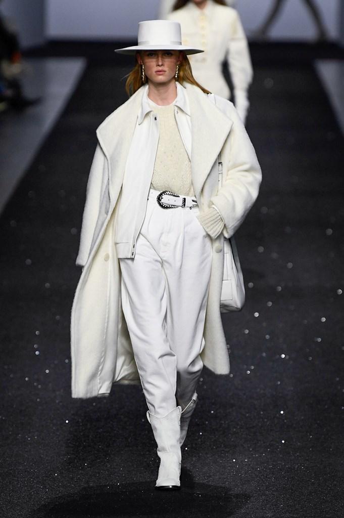Desfile de Alberta Ferretti · Semana de la Moda de Milán · Colección otoño-invierno 2019/20