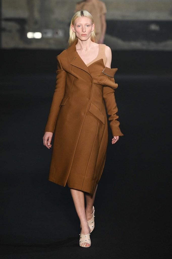 Desfile de N21· Semana de la Moda de Milán · Colección otoño-invierno 2019/20