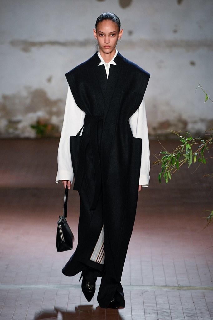 Desfile de Jil Sander· Semana de la Moda de Milán · Colección otoño-invierno 2019/20