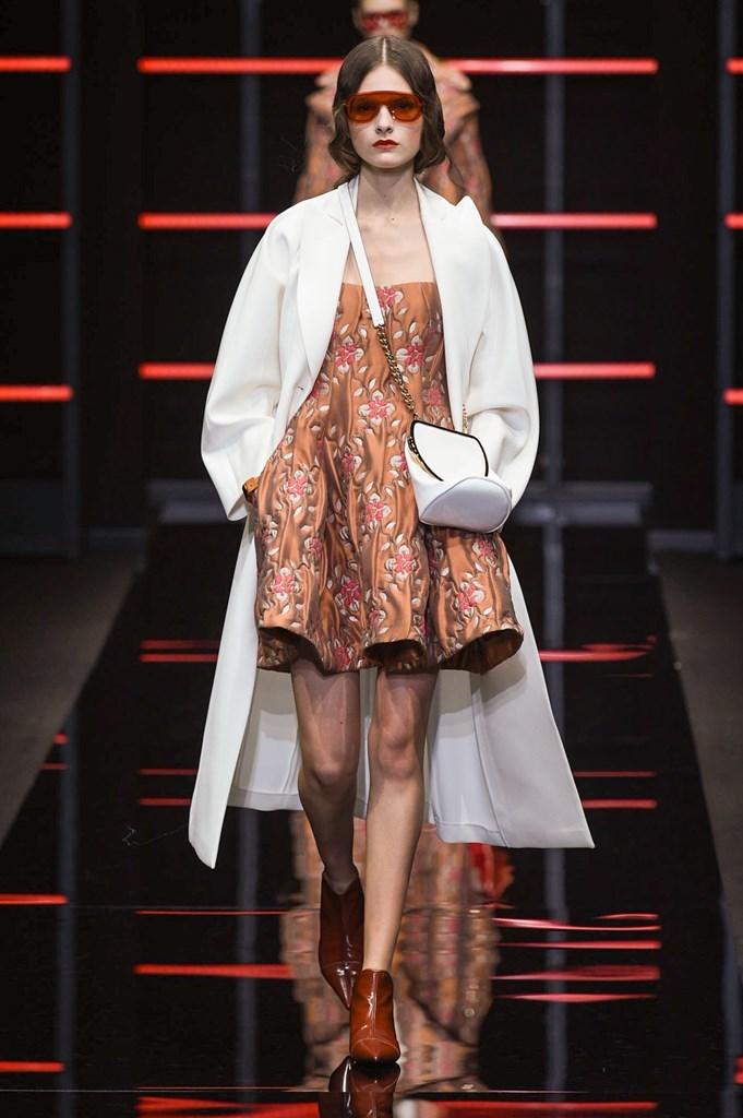 Desfile de Emporio Armani· Semana de la Moda de Milán · Colección...