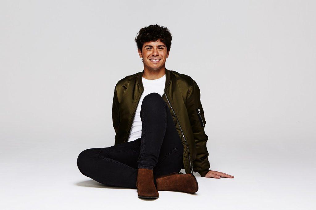 El cantante Alfred García (OT 2017) intepretará Wonder en Fama a Bailar