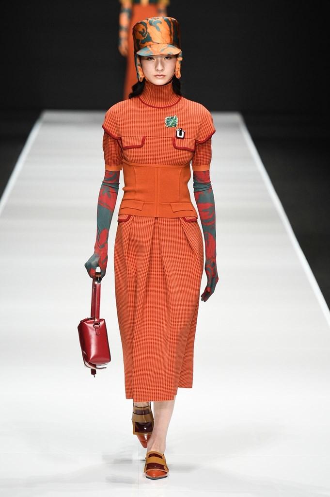 Desfile de Anteprima · Semana de la Moda de Milán · Colección...