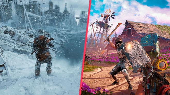 Far Cry: New Dawn y Metro: Exodus, dos videojuegos para disfrutar del fin del mundo