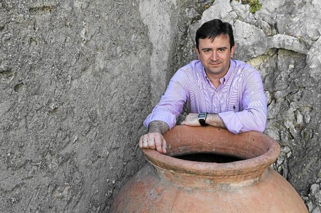 Enrique Ponsoda, el que era alcalde del Partido Popular en Guadalest