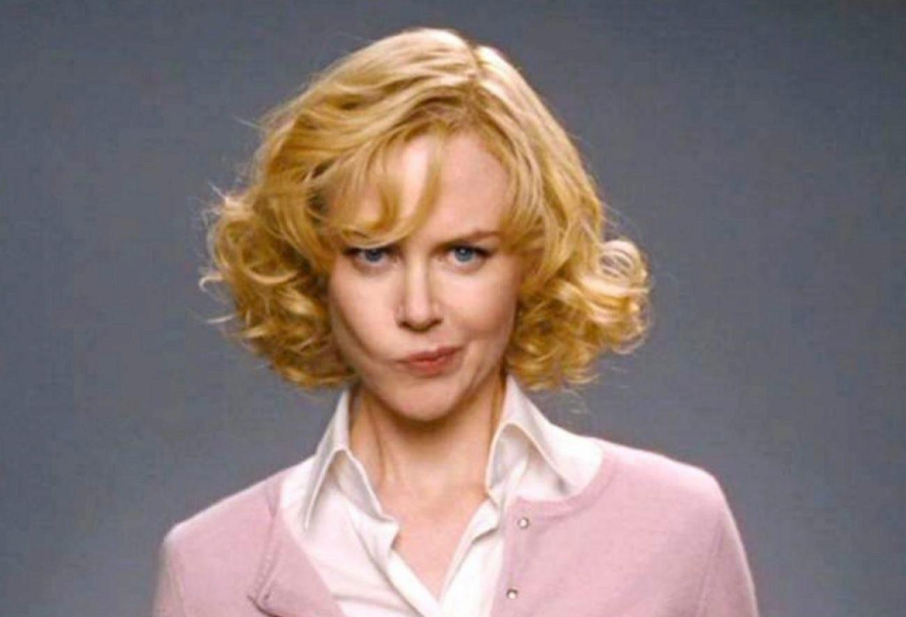 Nicole Kidman en la película de Embrujada