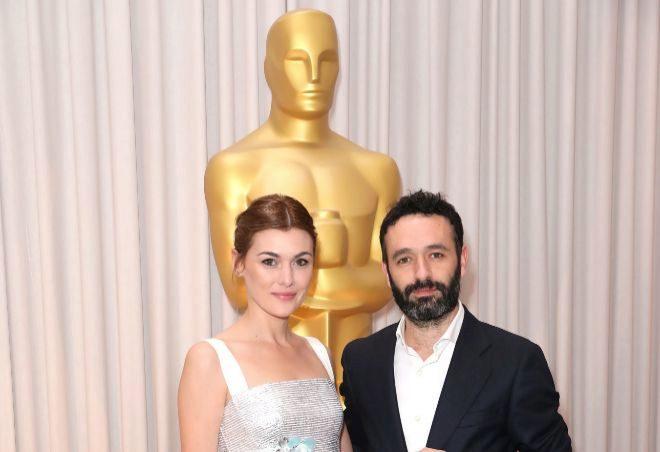 Rodrigo Sorogoyen y su pareja, la actriz Marta Nieto