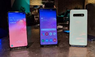 Primeras impresiones de los Samsung Galaxy S10, S10e y S10+