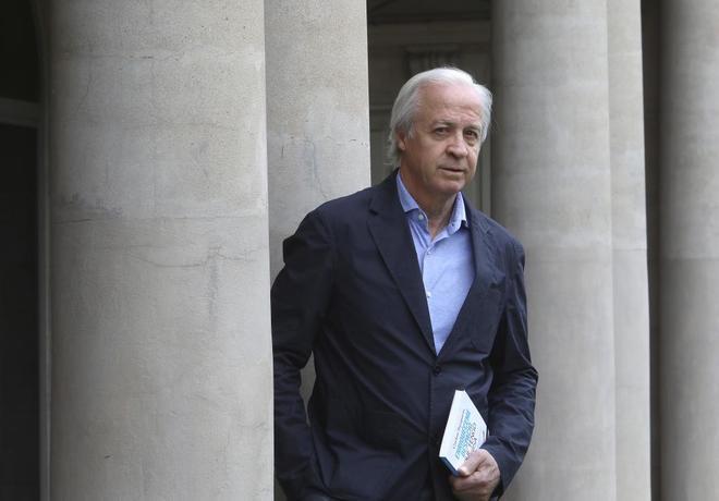 El financiero Carles Tusquets en una imagen de archivo.
