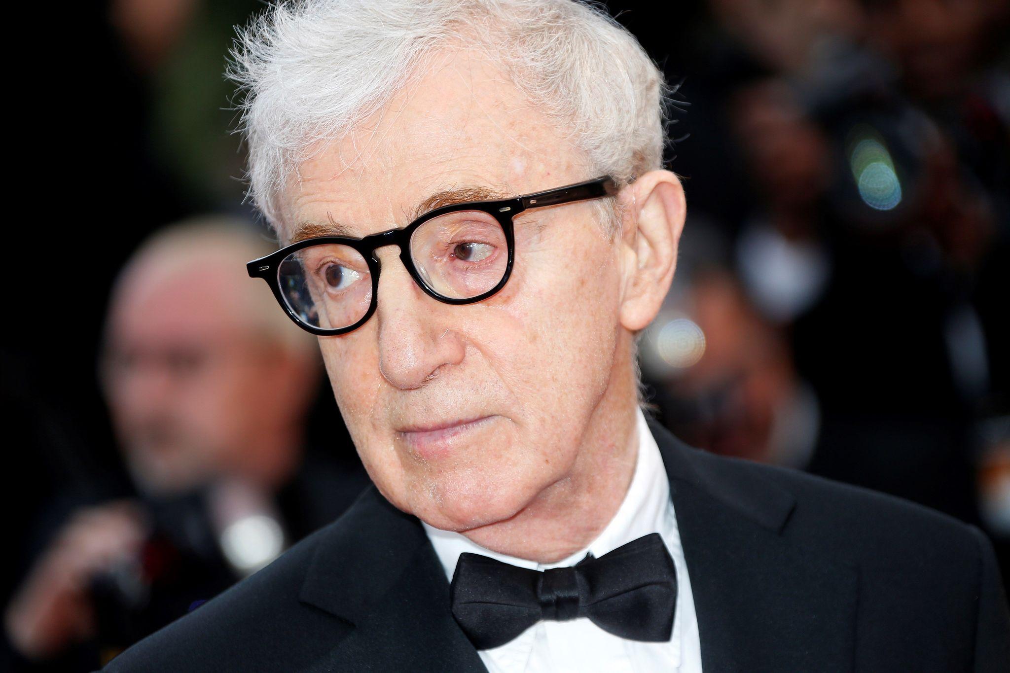 El director de cine Woody Allen.