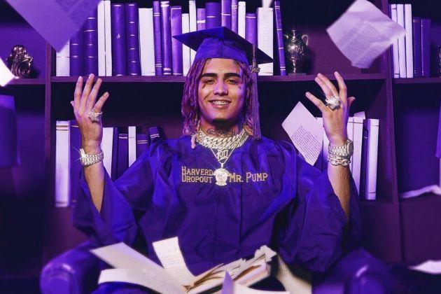 El rapero Lil Pump vuelve a tener problemas con la ley