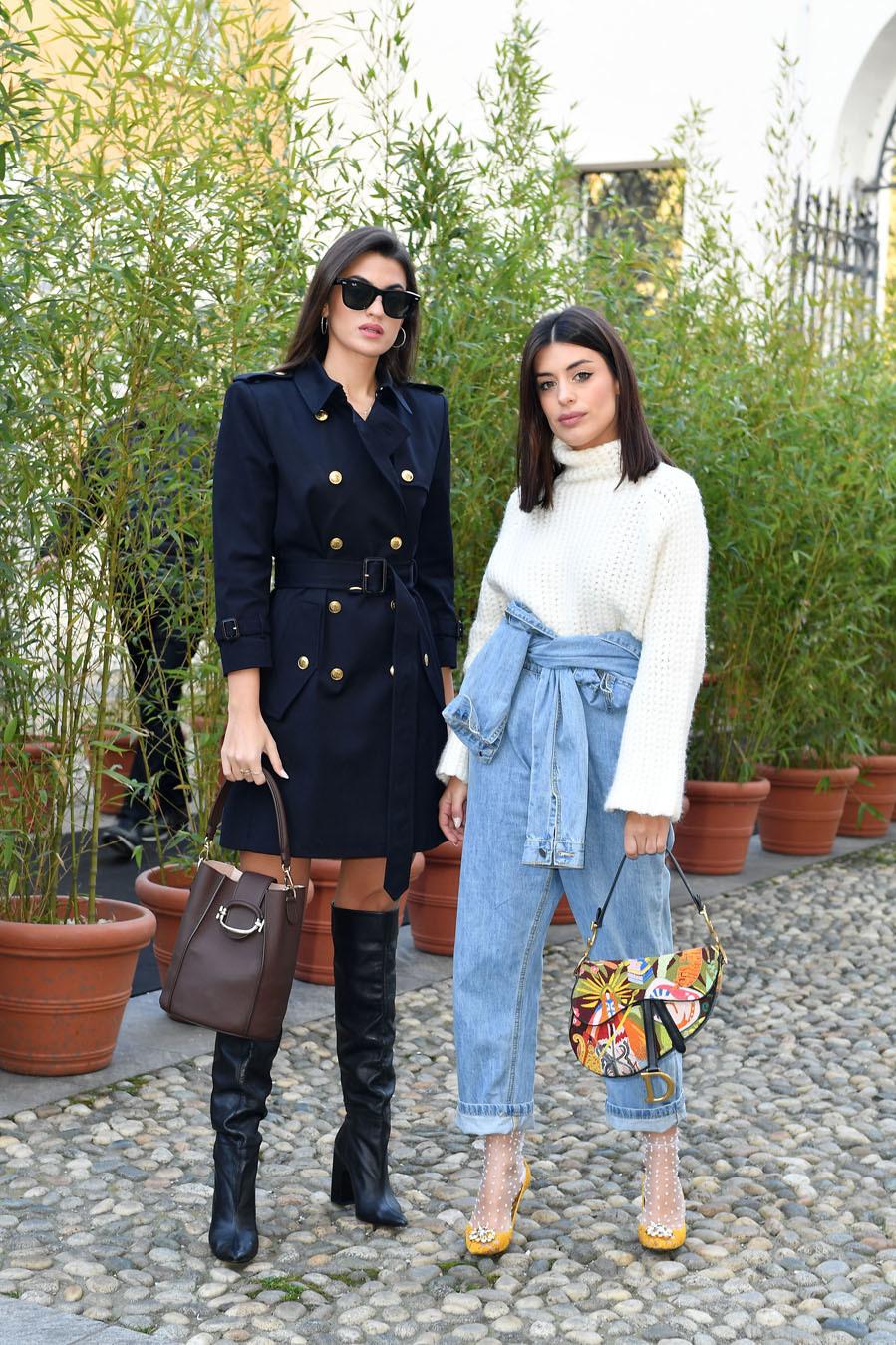 En Milán Y Lozano Fashion Tod's WeekMarta Dulceida Y7gvbfymI6