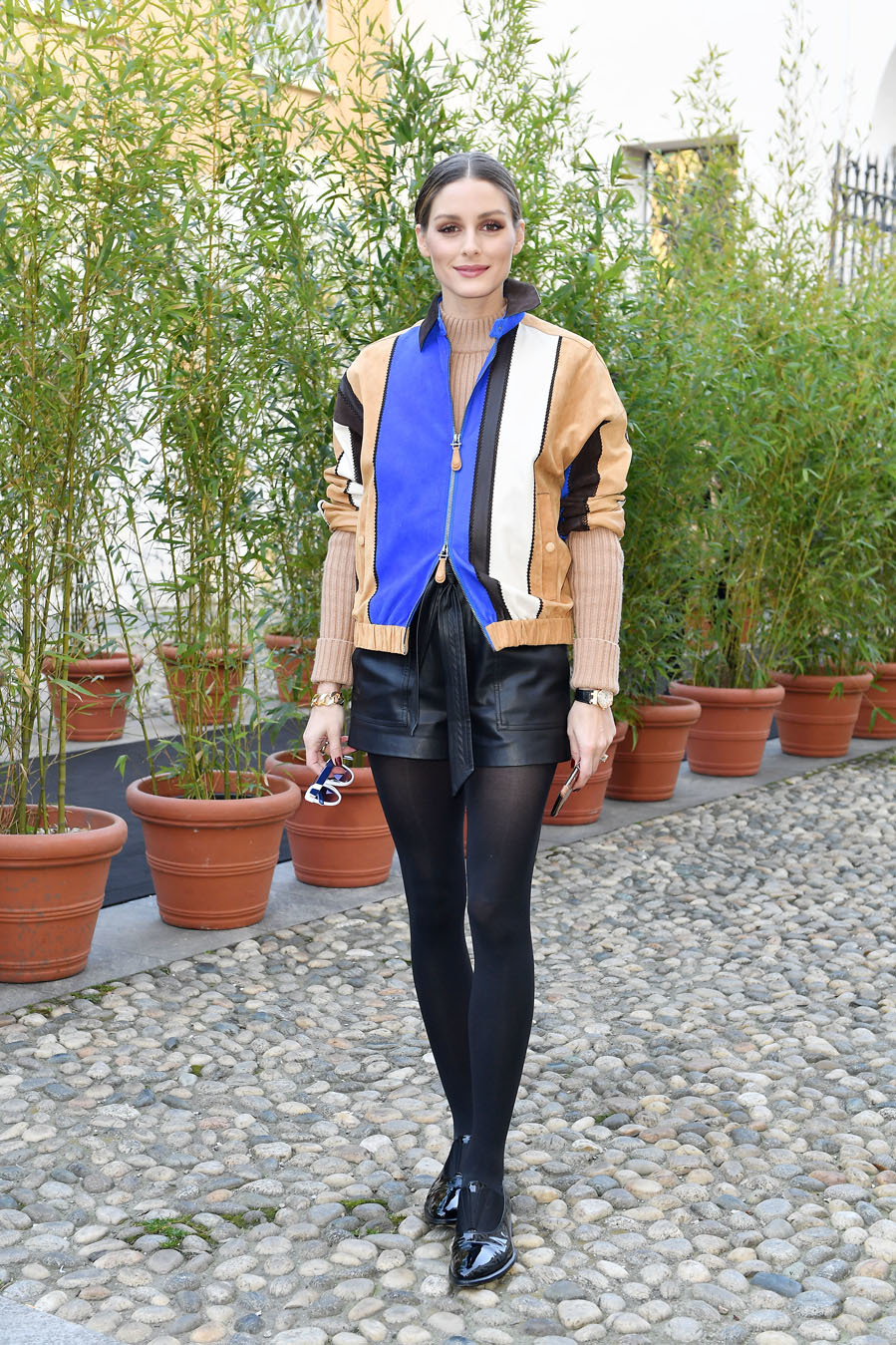 Oliva Palermo en Tod's - Milán Fashion Week