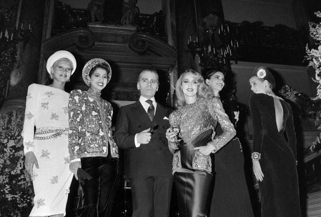 Karl Lagerfeld y el misterio del destino de sus 400 millones de euros