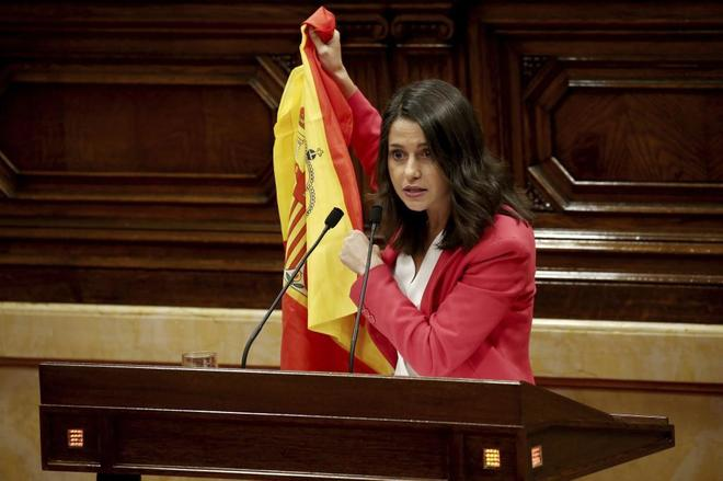 El desafío de Inés Arrimadas