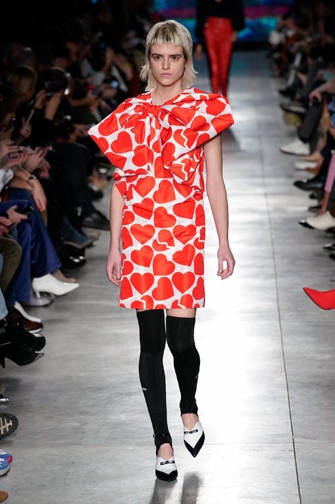 Desfile de MSGM· Semana de la Moda de Milán · Colección...