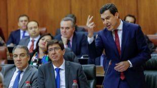 Moreno Bonilla justifica el frenazo en la bajada de impuestos por la 'herencia recibida'