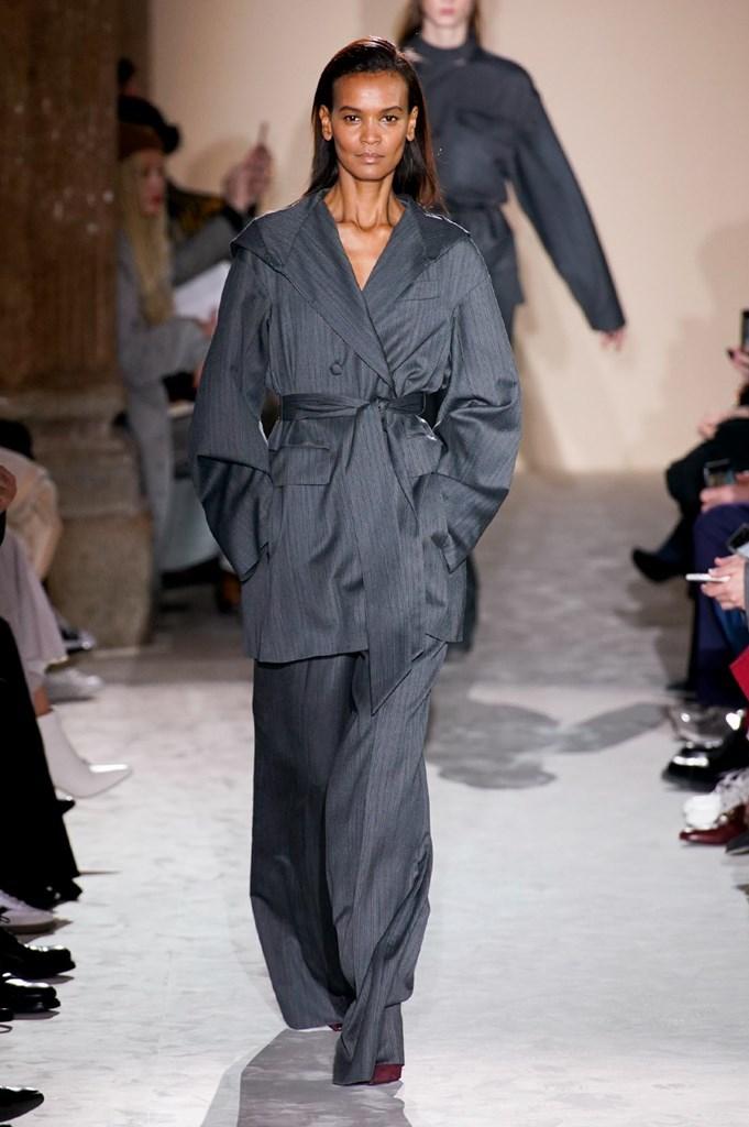 Desfile de Salvatore Ferragamo · Semana de la Moda de Milán ·...