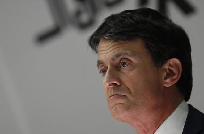Manuel <HIT>Valls</HIT>, ex primer ministro francés y candidato de Ciudadanos a la alcaldía de Barcelona