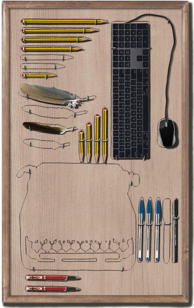 Instrumentos de la escritura