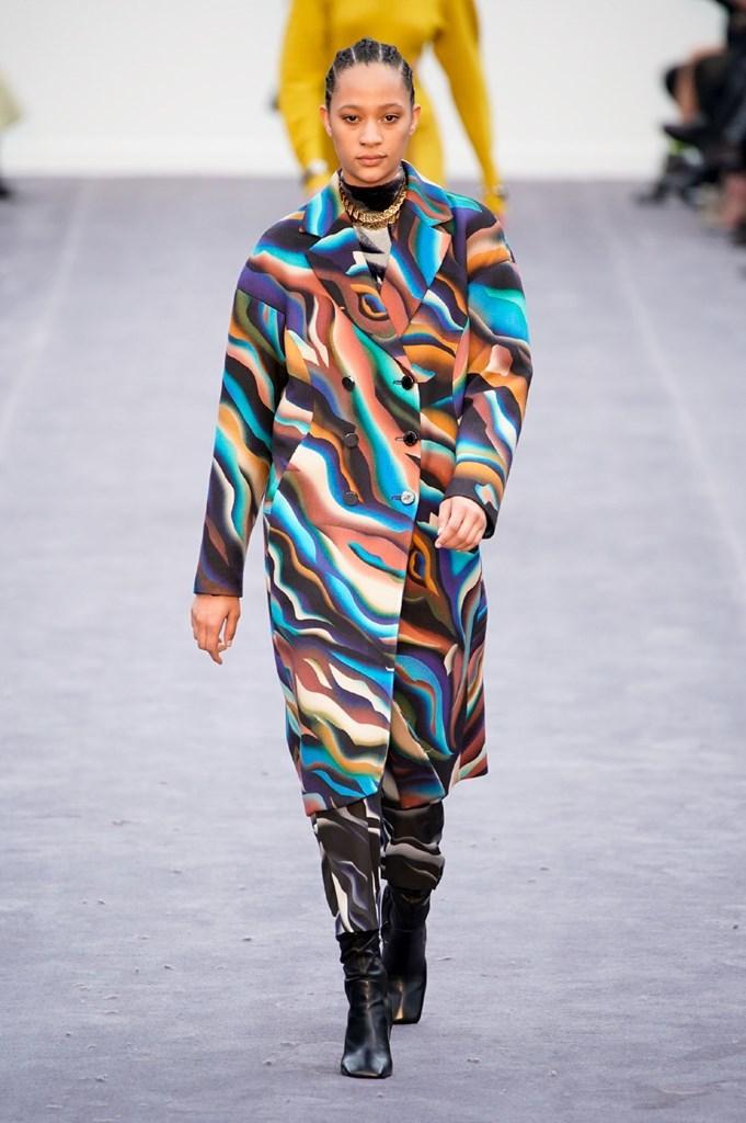 Desfile de Roberto Cavalli · Semana de la Moda de Milán ·...