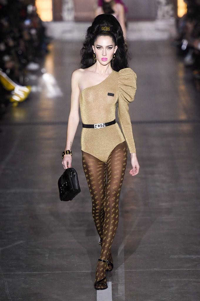 Desfile de GCDS · Semana de la Moda de Milán · Colección...