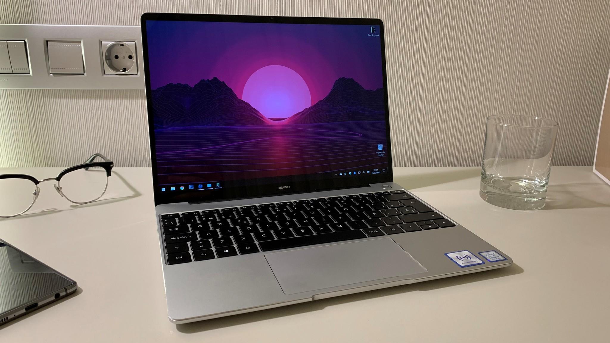 Análisis del MateBook 13 (2019): un rival perfecto para el MacBook Air