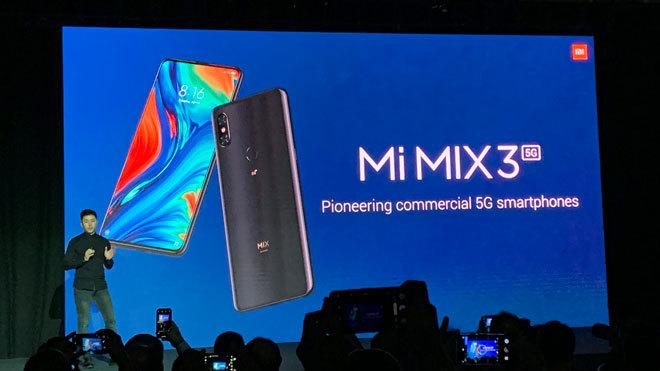146b44d162c Mobile World Congress 2019: Xiaomi no tiene un móvil plegable, pero sí uno  con 5G   Tecnología