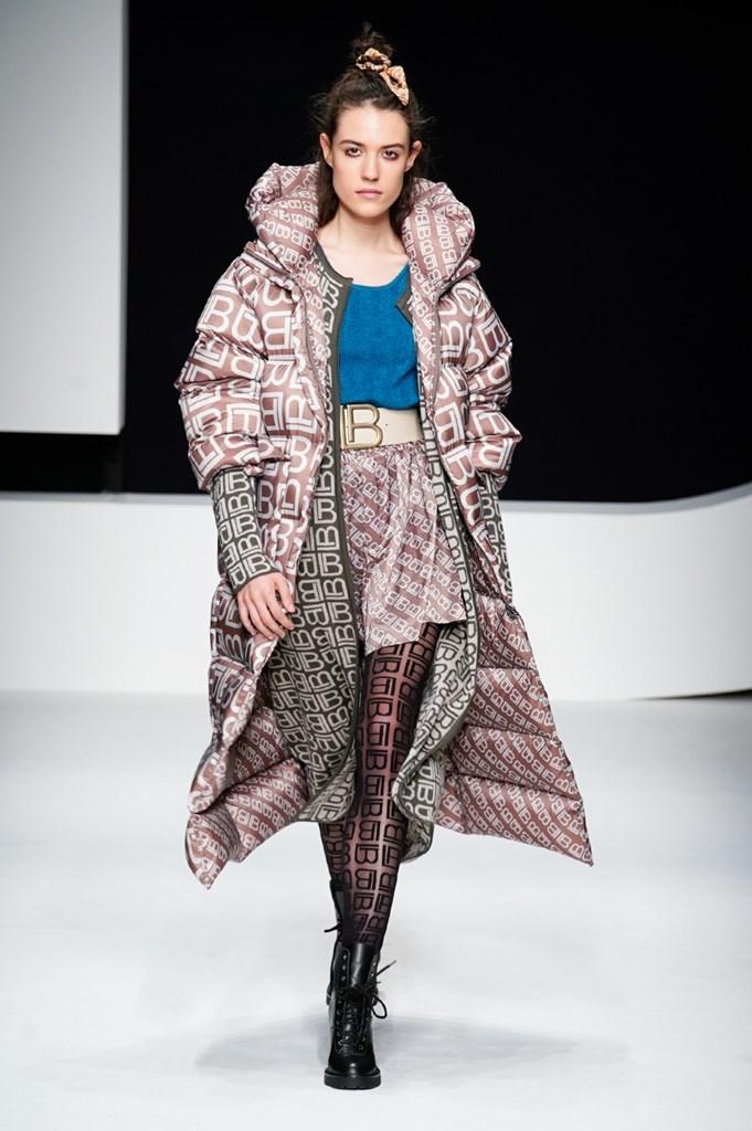 Desfile de Laura Biagiotti · Semana de la Moda de Milán ·...