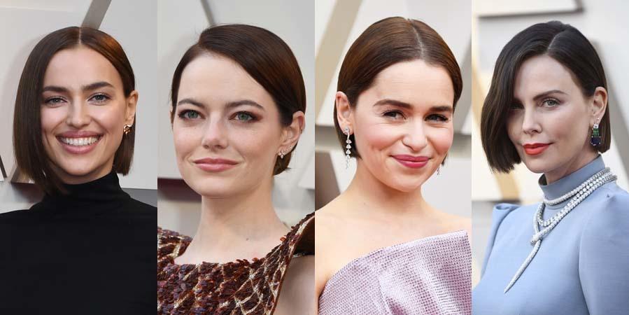 La media melena que ha triunfado en la alfombra roja - Los 10 mejores momentos de los Premios Oscar 2019