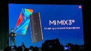Xiaomi presenta el Mi 9 y un Mi Mix 3 con 5G, pero no un móvil plegable
