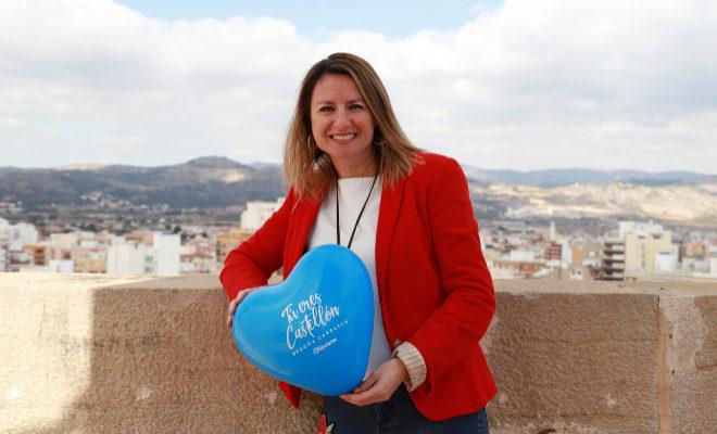 Begoña Carrasco, candidata popular a la Alcaldía de Castellón.