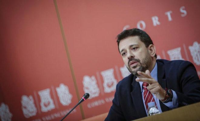 José Juan Zaplana, coordinador de Política Social del PPCV en Les Corts.