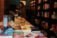 La librería florentina de Elena Molini que cura los estados de ánimo con libros.