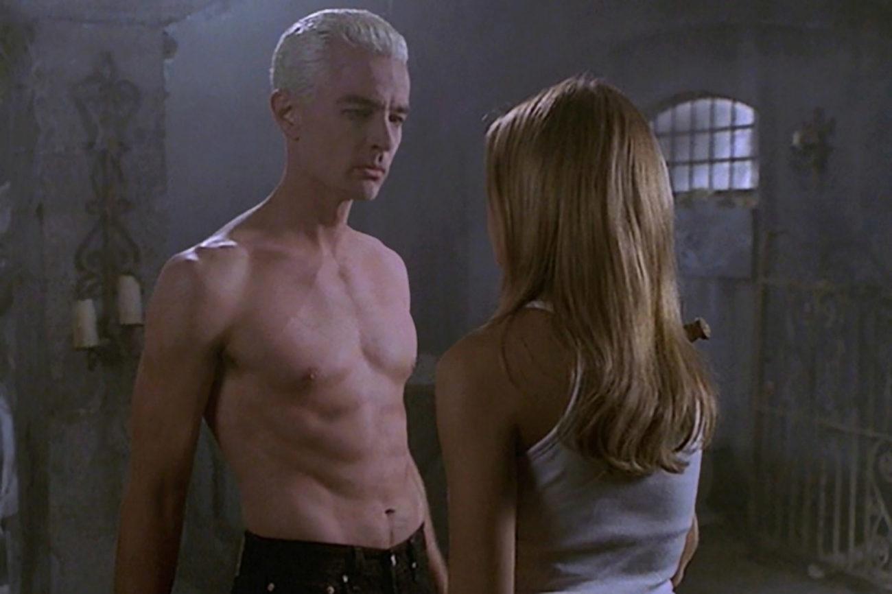 Spike en Buffy Cazavampiros