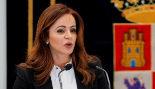 La presidenta de las Cortes de Castilla y León, Silvia Clemente, ha...