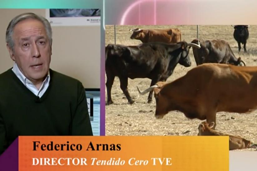 Federico Arnás, director de Tendido Cero, se disculpa por unos comentarios peyorativos realizados durante el programa