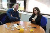 Pedro García Aguado e Isabel Díaz Ayuso, del PP de Madrid, comparten...