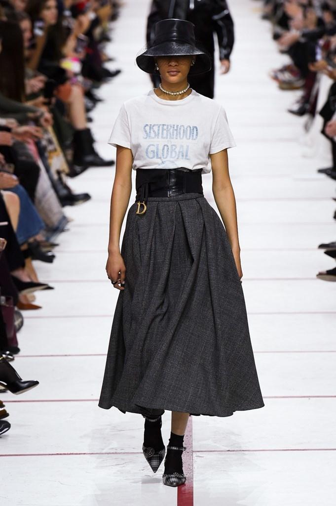 Desfile de Dior· Semana de la Moda de París · Colección...