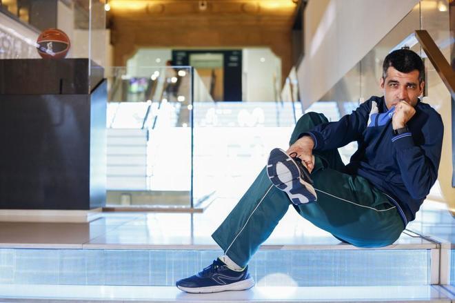 """Roberto Chinchilla, de 'Campeones': """"Mi objetivo es decirle a mi madre: Mamá, despreocúpate"""""""