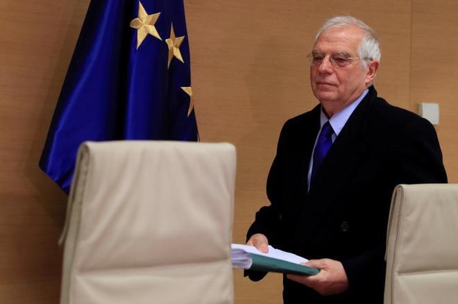 El estorbo Borrell