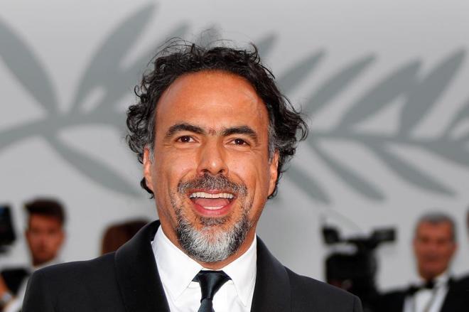 Alejandro González Iñárritu, en Cannes, en 2017.