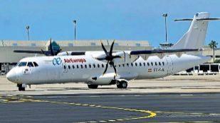 El aumento del descuento de residente al 75% y la aparición de nuevas compañías en las rutas interislas han disparado el tráfico aéreo entre los territorios baleares.