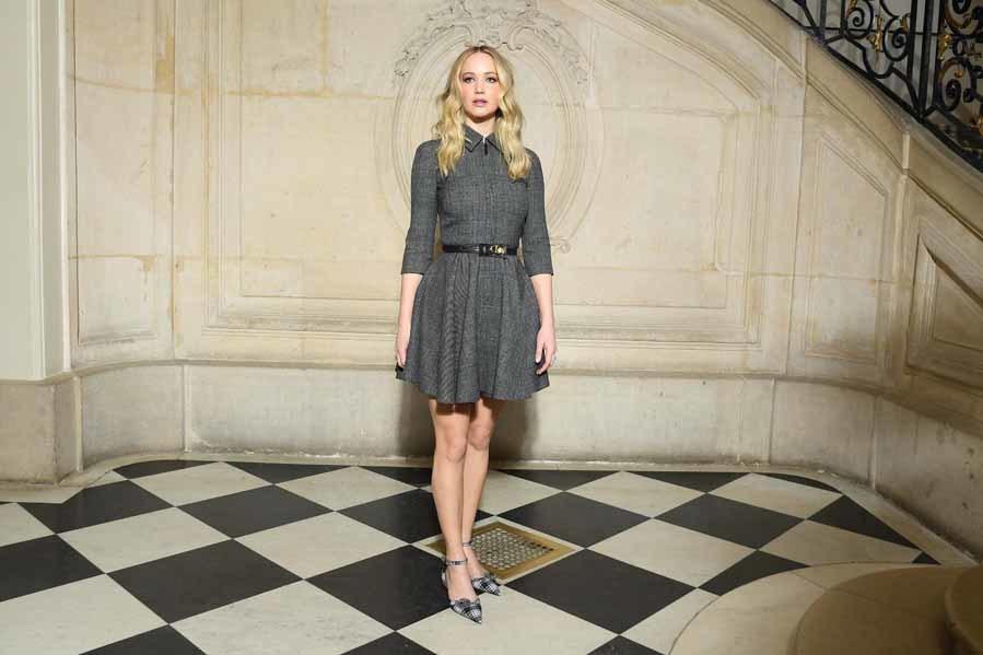 1aa4611ed081b Semana de la moda de París  Los mejores looks de las famosas en la ...