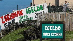 El Supremo ratifica la anulación de la segregación del barrio de Igeldo