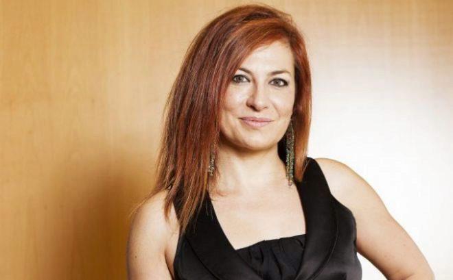 Pilar Jurado, en 2014