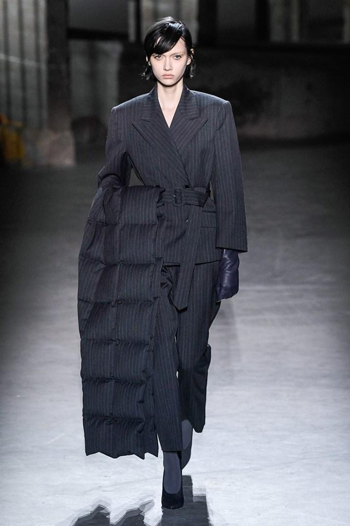 Desfile de Dries Van Noten· Semana de la Moda de París · Colección...