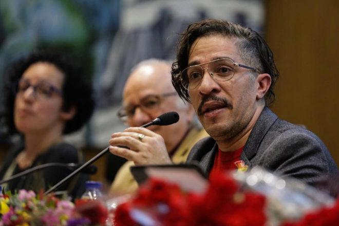 El ex diputado brasileño ofrece un discurso este martes en la Universidad de Coimbra.