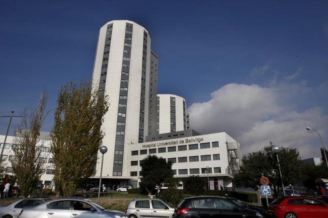 El Hospital de Bellvitge, en una imagen de archivo
